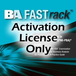 15. PMI-PBA BA FASTrack for the exam, Dowloadable Version