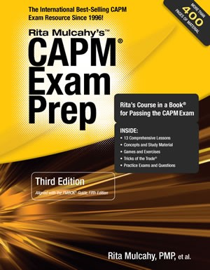 17. CAPM® Exam Prep, 3rd Edition
