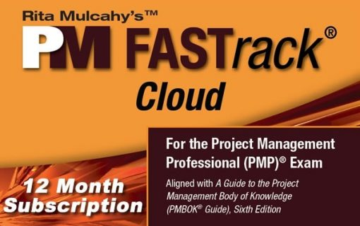 3. PMP® PM FASTrack® Cloud - Exam Simulator, 9th Edition, 12 Month Subscription