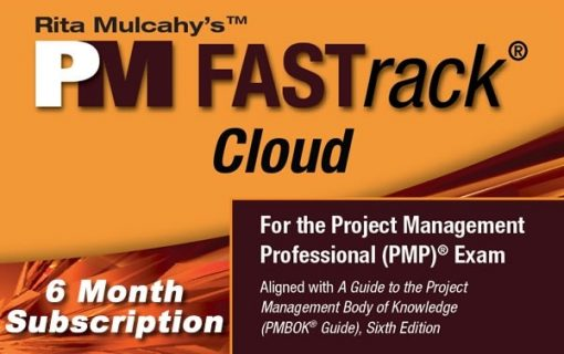 4. PMP® PM FASTrack® Cloud - Exam Simulator, 9th Edition, 12 Month Subscription