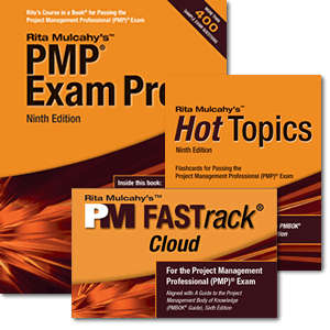 5. PMP® Exam Prep System, 9th Edition